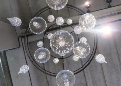 Glas ornament